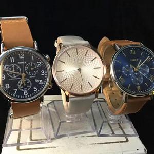 三个原装全新美国男手表