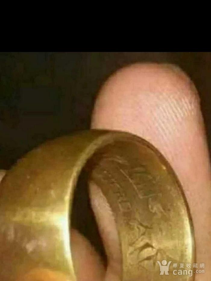 一个德国14k金戒指图7