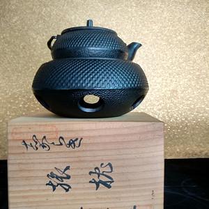 一个英国回流的日本老铁壶