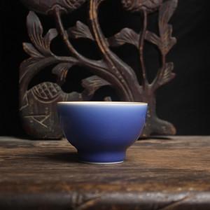 天青釉小茶碗
