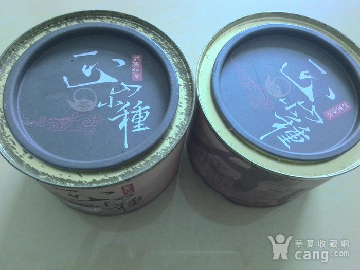 旧藏武夷山正山小种二罐图4