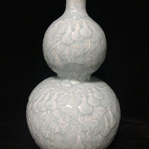 官窑葫芦瓶