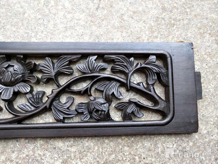 精美红酸枝雕刻板图4
