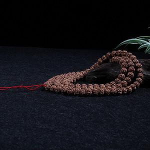 尼泊尔5瓣金刚1.1 114颗念珠
