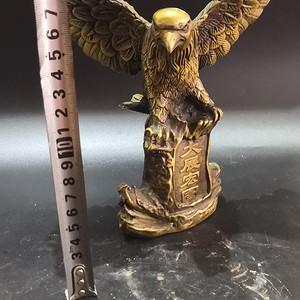黄铜大鹏展翅