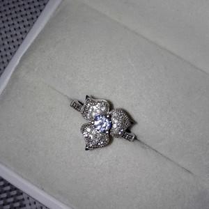锆石镶嵌银戒指3