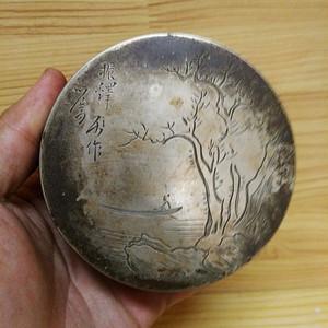 联盟 人物铜墨盒