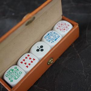 欧洲骰子带原盒