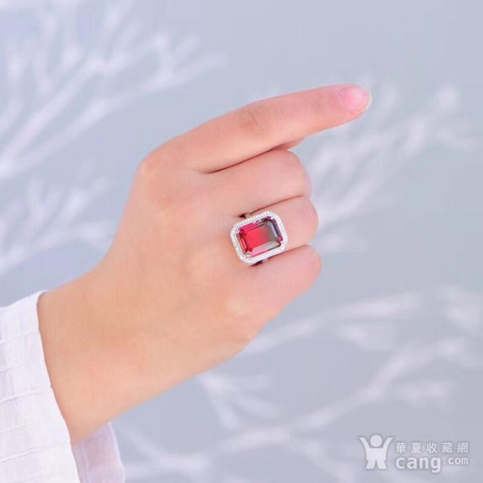 西瓜碧戒指图5