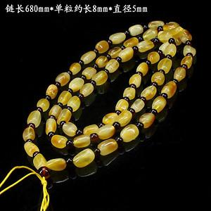 琥珀蜜蜡串珠挂链9994
