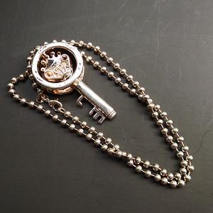 一生锁 所 爱 锁匙银项链