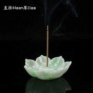 飘绿翡翠香盘1275