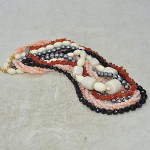 国外回流装饰项链5条100克