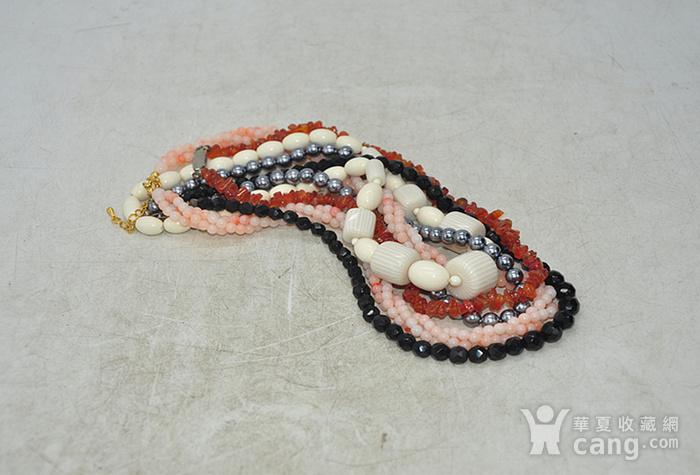 国外回流装饰项链5条100克图1