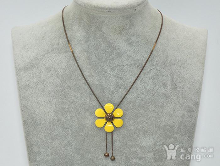 10.8克日本金属装饰项链图1
