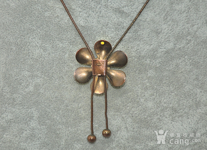 10.8克日本金属装饰项链图3