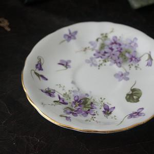 英国紫罗兰小盘
