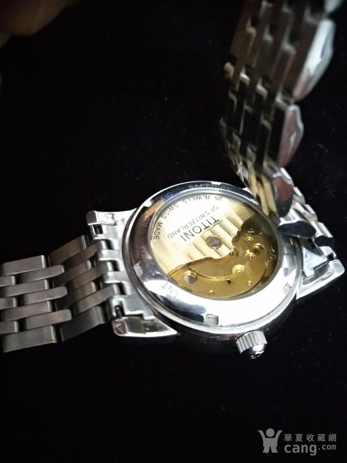 一个美国来的梅花手表图8