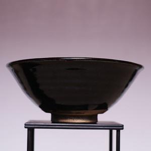 藏海淘 元黑釉碗 JZ485
