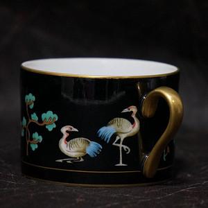 菲茨和弗洛伊德 Fitz and Floyd  描金茶具1978年