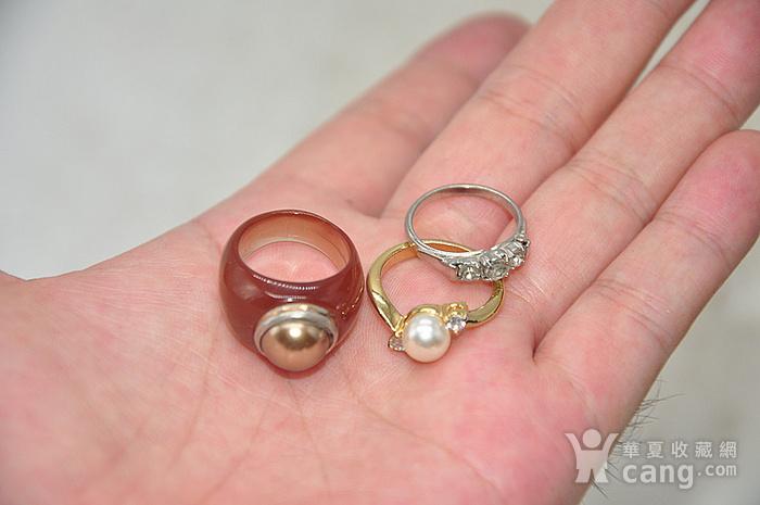回流戒指三枚6.7克图3