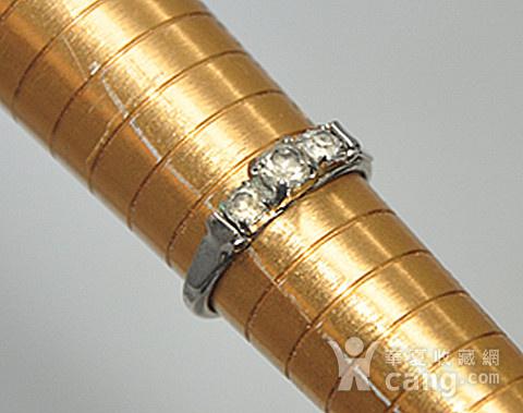回流戒指三枚6.7克图12