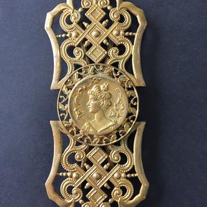 8068欧洲回流铜带扣