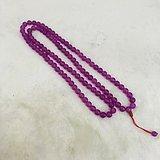 紫罗兰翡翠珠子