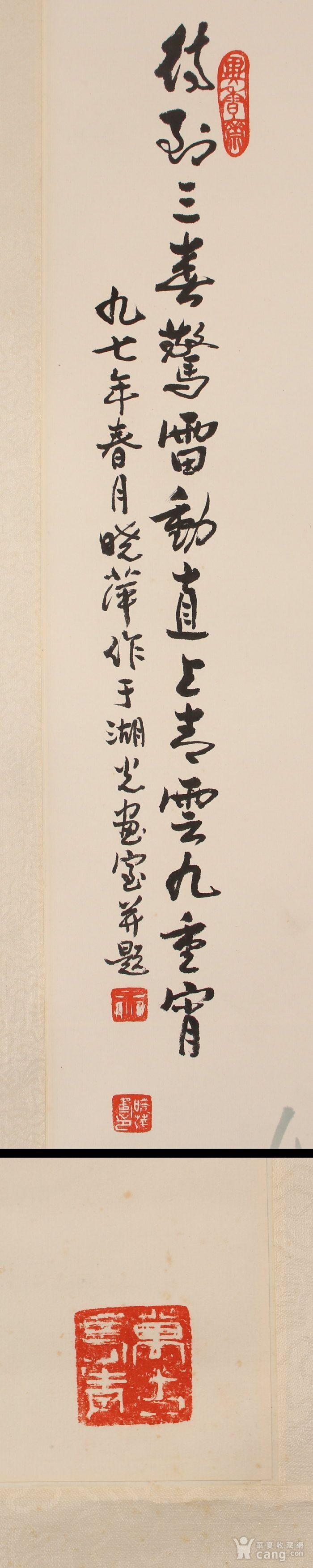万晓萍作品,画竹图4