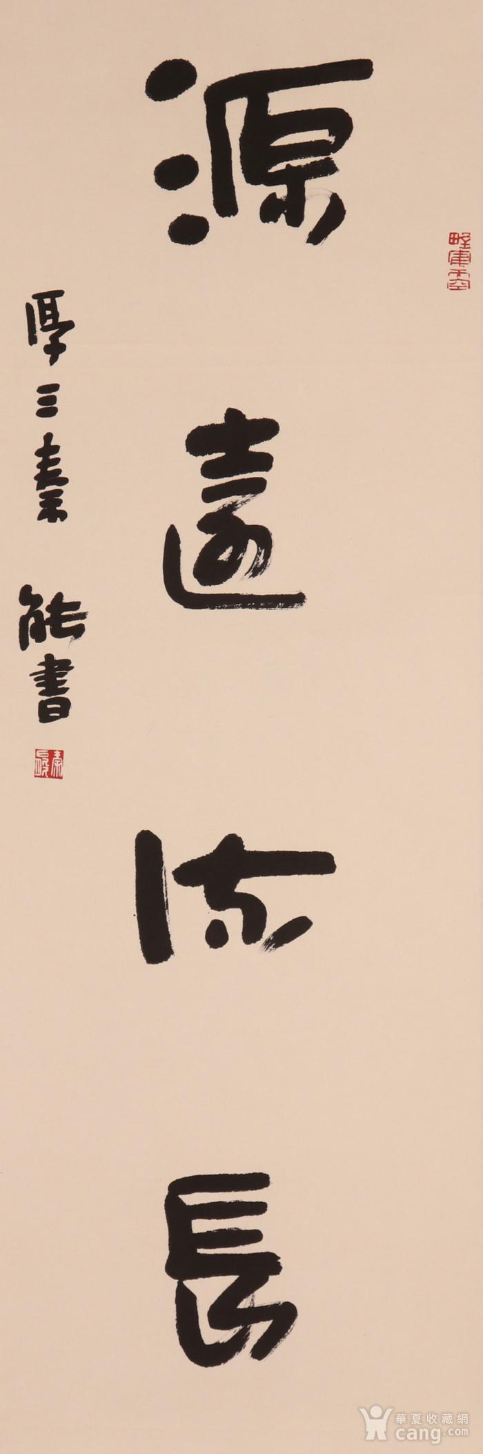 秦能作品,书法图2