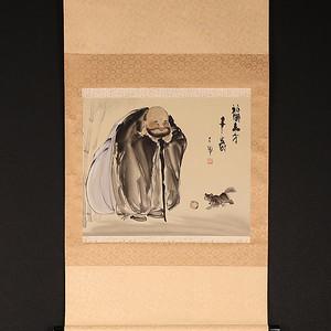 简大坤作品,福寿千岁
