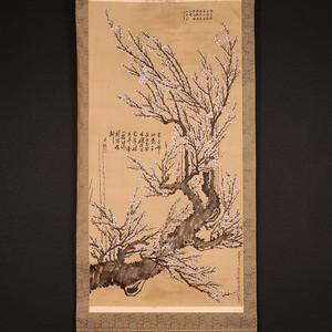 刘青作品,梅花