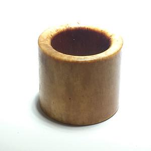 清 Xg 古扳指 包浆自然 包浆自然润度好 纹理清晰