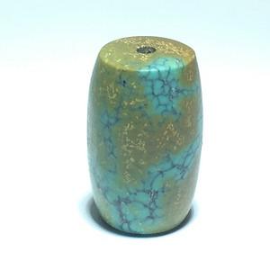 精品 原矿高瓷绿松石 纯正菜籽黄 颜色 非常漂亮