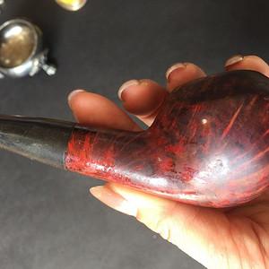 8106欧洲回流老石楠根烟斗