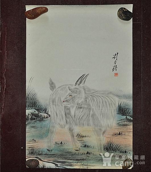 李奎龄作品  羊图12