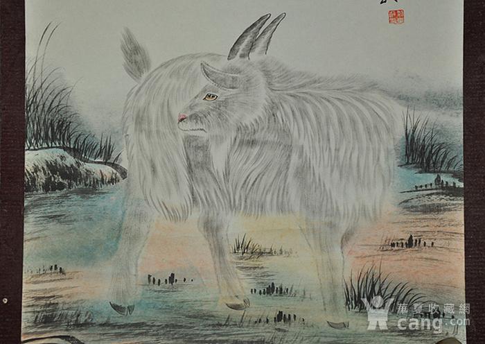 李奎龄作品  羊图10