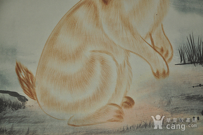 李奎龄作品  兔子图7