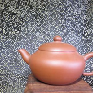 80年代红泥紫砂壶