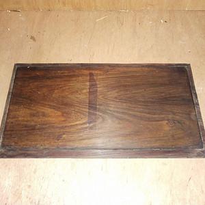 红酸枝家具板一片C
