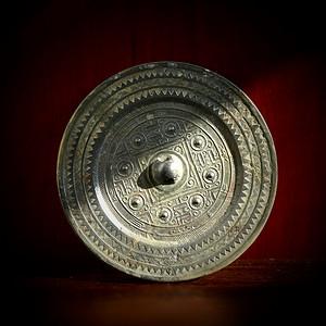 收藏级精品重器 汉 青铜镜一面