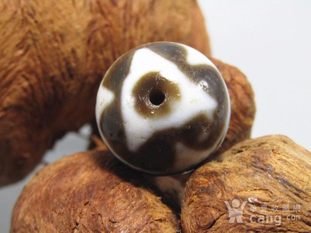 藏传 玛瑙山水珠 包浆熟厚图5