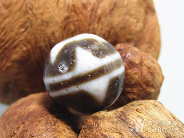藏传 玛瑙山水珠 包浆熟厚图8