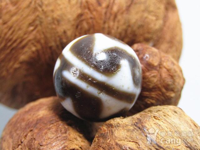 藏传 玛瑙山水珠 包浆熟厚图10