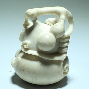 晚清 xg 葫芦 手工雕刻 工艺细致 造型漂亮 正宗苏工