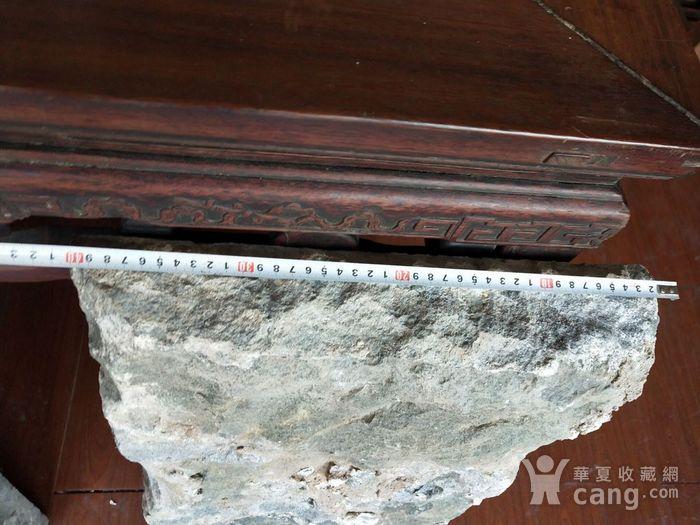 重器  青石雕刻人物石板一对图8