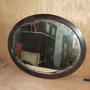 红酸枝镜框一个