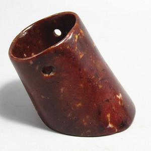 宋辽时期 老玉 发箍 包浆厚重