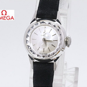 珍贵,18K金,全原装欧米茄女士腕表