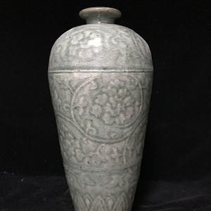 老窑瓷花瓶